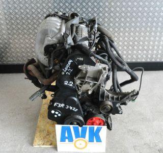 Motor Renault Laguna I, 2.0, 83Kw, Motorcode F3R 723, F3R J 728