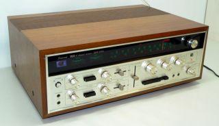 QRX 6500 Vintage Stereo / Quadro Receiver 2CH/4CH Monster *RAR* (719