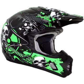 Helm THH TX 12 TX12 #7 MX Enduro Moto X Totenkopf Acu Gold Quad