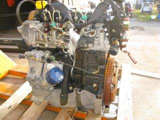 K9K 714 DIESEL MOTOR 1.5 dci RENAULT KANGOO CLIO 50 kW 68 PS mit