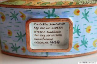 Goebel RW Charlotte di Vita Mini Teekanne Dessert Song CM 169 C