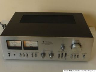 Technics SU 7700 Verstärker Stereo Integrated Amplifier * kult