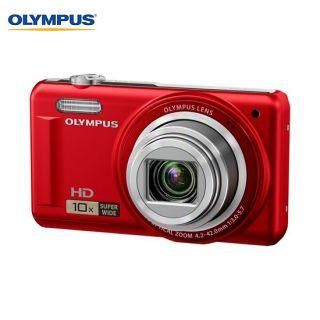 OLYMPUS D 720 RED DIGITALKAMERA DIGITAL KAMERA CAMERA