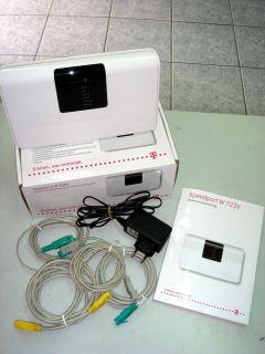 Telekom Speedport W 723V Typ B WLan DSL Router VoIP Festnetz USB Host
