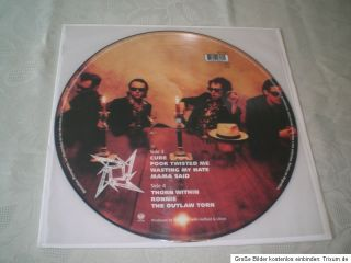METALLICA (LP)  LOAD [ARGENTINA / VOL.2 / PICTURE DISC / SIDE 3&4