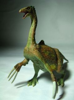 2012 NEW Collecta Dinosaur Toy / Figure Therizinosaurus