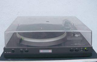 DUAL CS 728Q   ULM SERIES   DIRECT DRIVE   Stereo Plattenspieler
