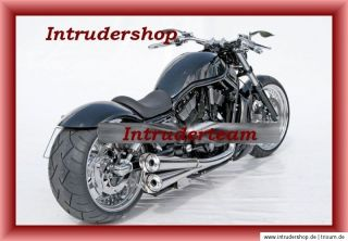 Fender Heckumbau Rear fender RECALL GFK Harley Davidson V Rod `07