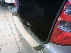 Mercedes Benz A Klasse W169 Bj.04  Ladekantenschutz Edelstahl poliert
