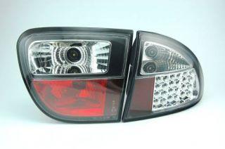 Seat Leon 1M LED Rückleuchten Klarglas black Bj 99   05