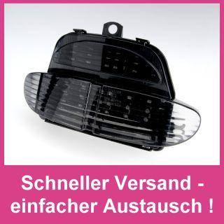 LED RÜCKLICHT SCHWARZ HONDA CBR 900 RR FIREBLADE SC33