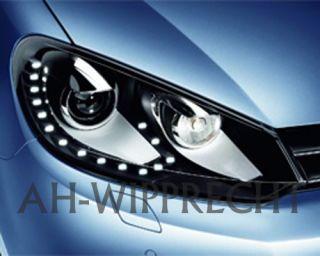 NEU Original Tuning Golf R 6 GTI R20 Xenon LED Scheinwerfer TFL AFL