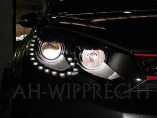 VW Golf 6 GTI R20 Scheinwerfer Tuning Xenon LED GTD Frontleuchten TFL