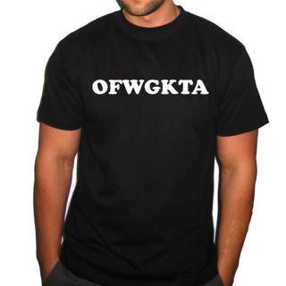 OFWGKTA ODD FUTURE WOLF GANG TYLER CREATOR TSHIRT 4