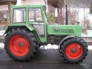 Fendt Farmer 108 LS Allrad Vollkabine Heizung Schlepper Traktor 106