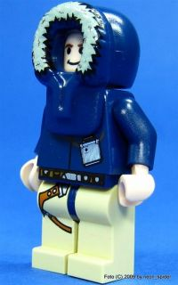 LEGO® STAR WARS™ Figur Han Solo Hoth Outfit (Parka) C0c