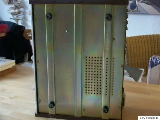 SONY HiFi Stereo RECEIVER STR 7035L Nussbaum Klassiker