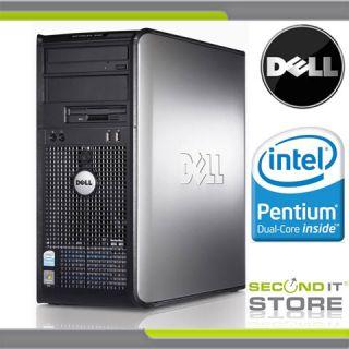 Dell OptiPlex 755 MT * Intel Pentium Dual Core 2x 1,8 GHz * 2 GB RAM