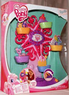 My Lile Pony 93586   Ponyville Pinkie Pies Riesenrad Hasbro NEU&OVP