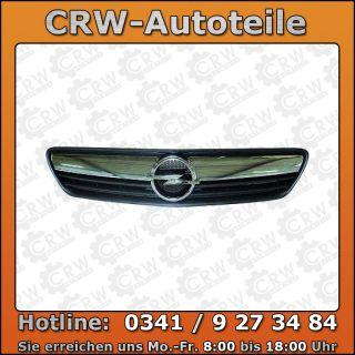 TOP Kühlergrill Frontgrill Grill Opel Meriva 06