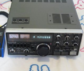 Kenwood TS 770E 2m 70cm Allmode Transceiver mit Mikrofon 144 432 MHz