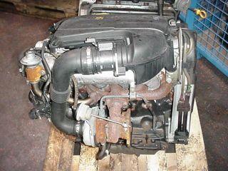 Motor RENAULT Kangoo 1,9l dTI 59KW Motorcode F9Q780