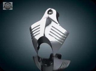 Küryakyn Hupenabdeckung V Shield Hupencover Harley Davidson Softail