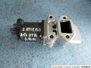 Opel Zafira B Astra H 1,7 CDTI   A17DTR   AGR Ventil     8973766632