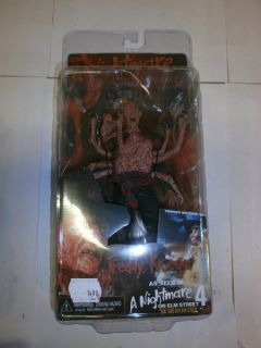 Neca A Nightmare on Elm Street 4 Freddy Krueger Figur ca 19 cm