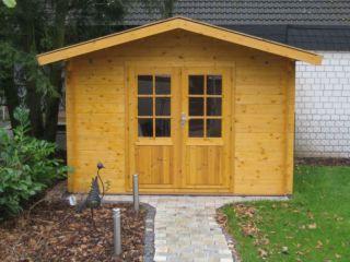Gartenhaus Kufstein 1 Blockhaus Holzhaus Gerätehaus Gartenhütte