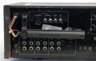 PIONEER STEREO RECEIVER SX 790 BLACK SERIES VINTAGE RECEIVER