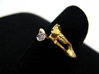 R775 750er 18kt Gelbgold Gold Ring von Lapponia schlicht schmal mit
