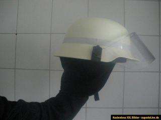 Bullard H 3000 Feuerwehrhelm Top Zustand 3 Mal getragen