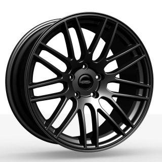 17Alufelgen ASA GT1 8x17 ET35 schwarz für Volvo C70 V70 S60 V60 S80