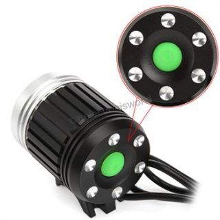 CREE XML T6 LED Fahrrad Scheinwerfer 4 Modi 3600 Lumen mit Akku und