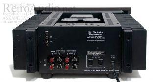 Technics SE 9600 Power Amplifier