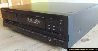 DENON DCD 1520  Highend CD Player mit Fernbedienung