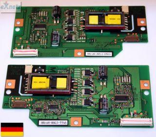 HIU 813 M/HIU 813 S,HPC 1655E Toshiba 32AV500U Inverter Board Set