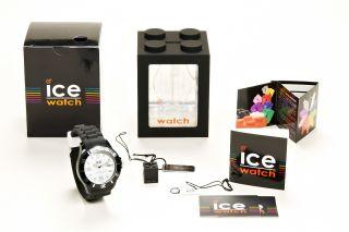 Ice Watch Uhr Modell SI.SR.B.S.09 Sili Silver Big
