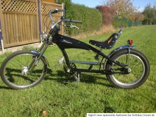 Chopper Bike, Fahrrad   Beachcruiser Wilde Kerle Bike wie der Vater so
