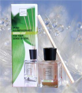 ipuro® Raumduft Duftflasche Duft Green Leaf Room Fragrance 100 ml NEU
