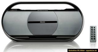 Philips AZ1880 Radio Tuner Tragbare Stereoanlage