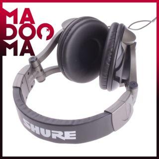 SHURE SRH 550 DJ Profi Kopfhörer SRH550 Headphones NEU 42406207607
