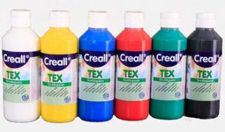 Stoffmalfarbe 250ml Flasche  versch. Farben  Textilfarbe Textilepaint