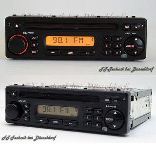 Peugeot 106 306 806 Expert Citroen Saxo CD Radio Autoradio CD Player