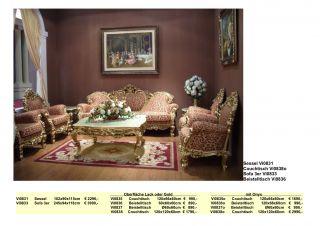 Katalog Venezianischer Barock Stilmöbel Barock Möbel