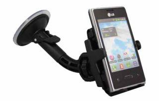 HR KFZ Halterung für Nokia Lumia 820 Handy Auto Halter Car Holder