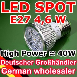 Protron High Power LED Leuchtmittel Lampe Spot GU10 E14 E27 MR11 GU4
