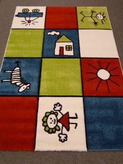 Kinderteppich Web Teppich California Kids / in 3 Größen lieferbar