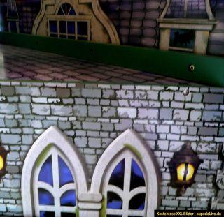 Puppenhaus Monstervilla Haus Schloß passend für Monster High Puppen